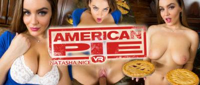 Natasha Nice MILF VR Porn