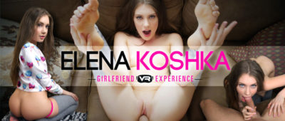 Virtual Sex with Elena Koshka WankzVR