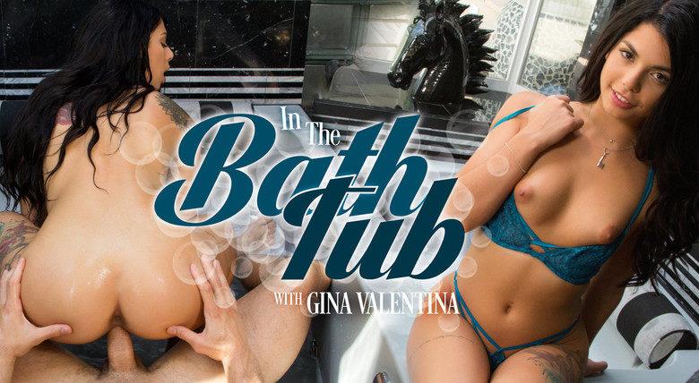 WankVR Gina Valentina VR Porn preview