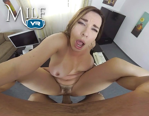 Dana DeArmond begging for a creampie!