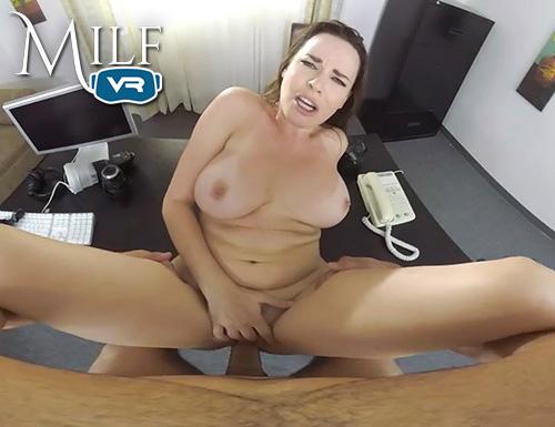 Dana DeArmond POV orgasm