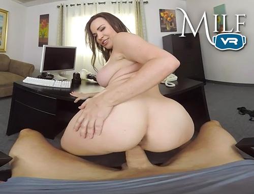 Fucking Dana DeArmond in POV VR porn!