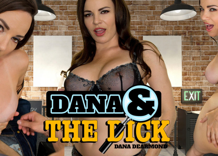 Dana DeArmond virtual reality VR porn