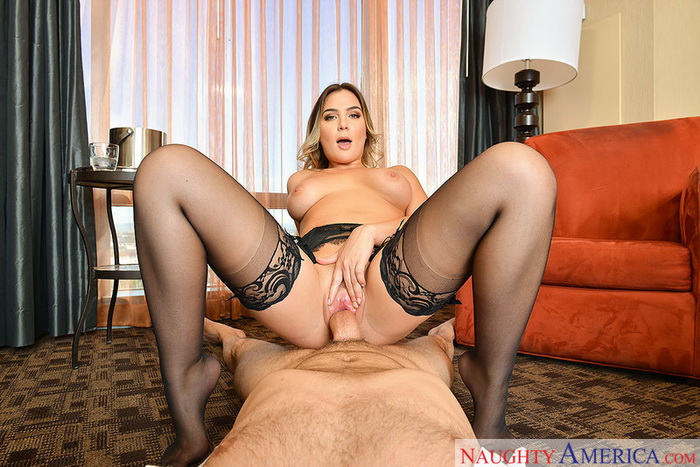 Fucking Blair Williams in Vegas - Virtual Reality porn