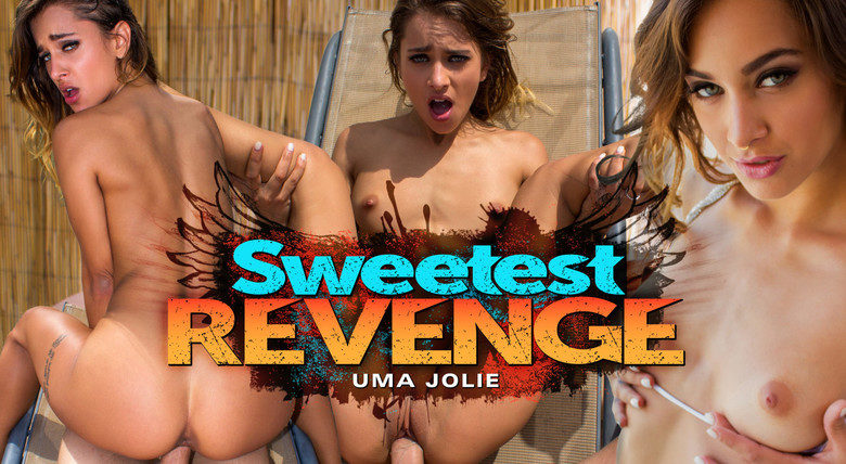 WankzVR - Sweetest Revenge - Uma Jolie