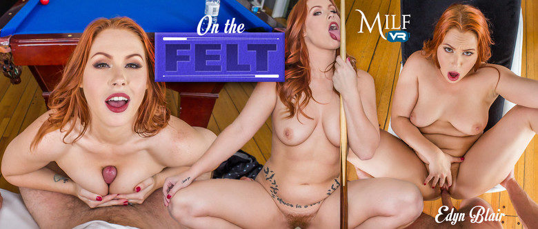 MilfVR - On The Felt ft Edyn Blair - Free Preview