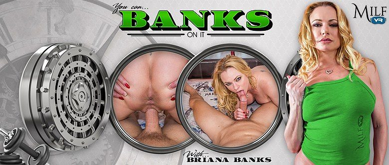 MilfVR3 - You Can Banks On It ft Briana Banks - Free Preview