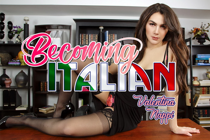 Valentina Nappi Becoming Italian BadoinkVR Free Preview