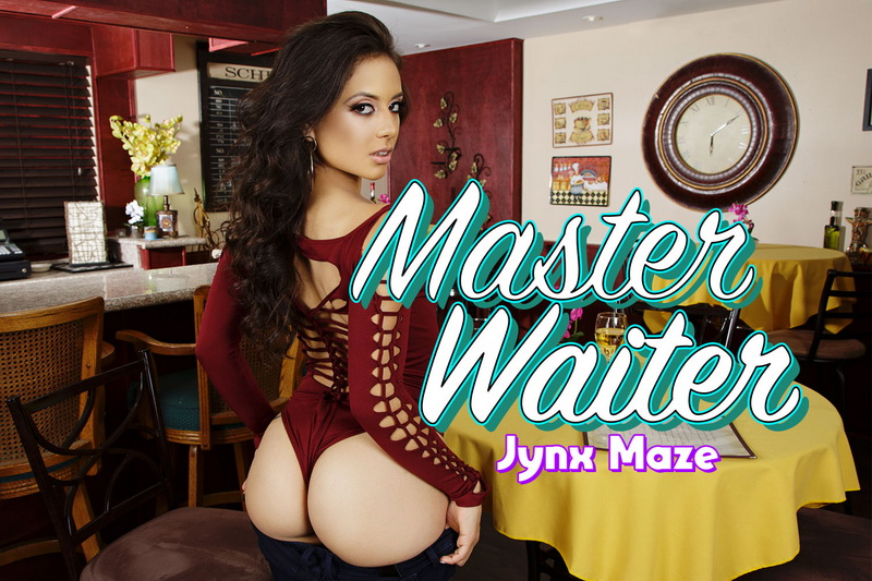 Jynx Maze - Master Waiter - BadoinkVR - Free Preview