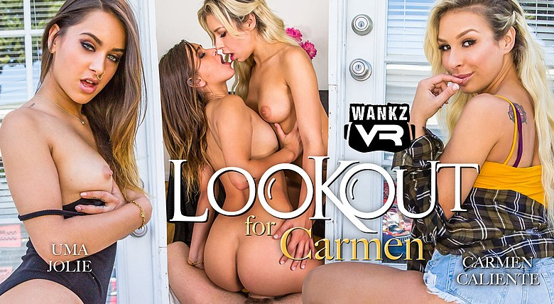 WankzVR - Lookout for Carmen - Free Preview