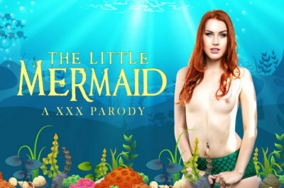 The Little Mermaid VR Porn Parody - Charlie Red - VRCosplayX - Free Preview