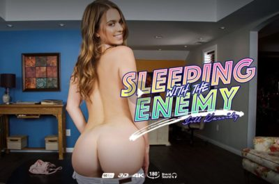 Sleeping With The Enemy starring Jill Kassidy badoinkvr