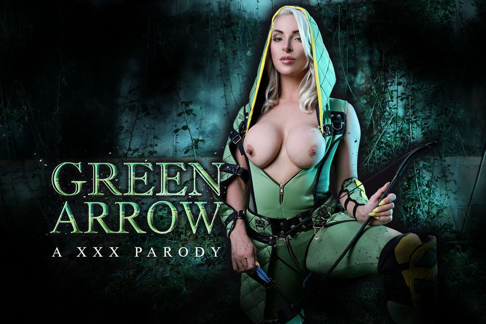 Green Arrow A XXX Parody - Victoria Summers