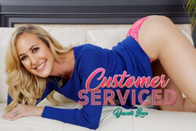 Brandi Love in Virtual Reality! Customer Serviced from BadoinkVR!